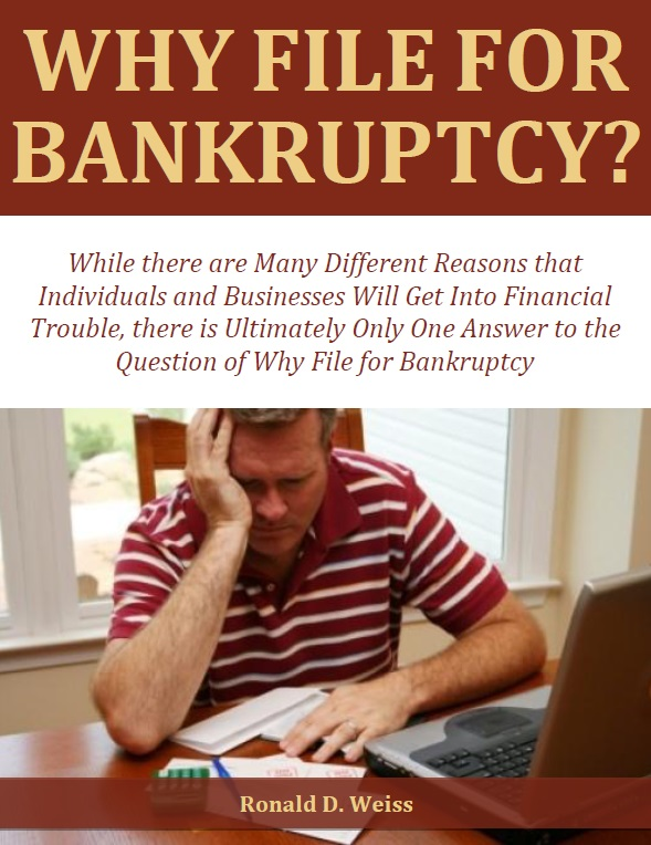 Why File for Bankruptcy