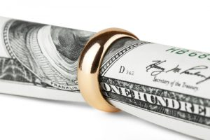 bankruptcy and divorce