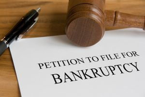 personal bankruptcy & business ownership