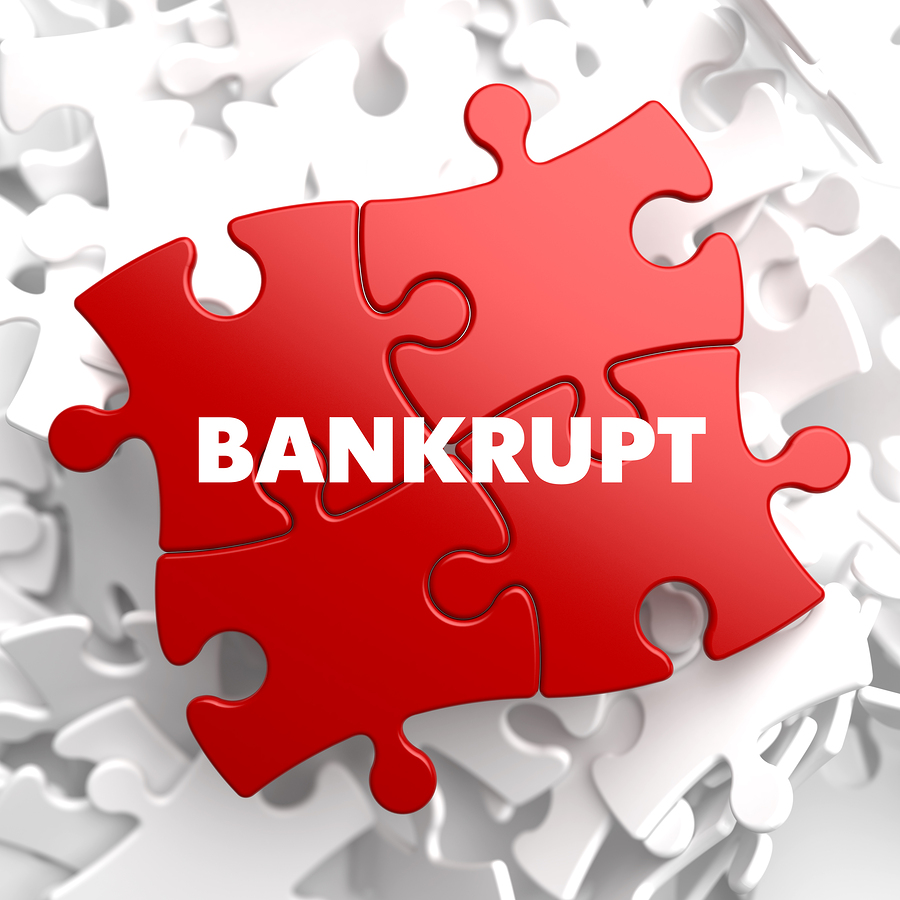Common Bankruptcy Reasons