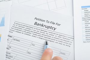 Bankruptcy Filing Forms